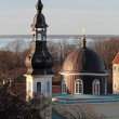 Old orthodox church dome in Tallinn, Estonia — Stock Photo