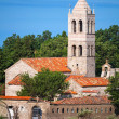 Stock Photo: Serbian Orthodox Monastery of Rezevici in Montenegro