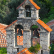 Stock Photo: Small bell tower of Orthodox Church. monastery Gradiste, Montenegro