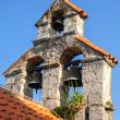 Stock Photo: Bell tower of SerbiOrthodox Church. monastery Gradiste, Montenegro