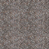 Gray industrial gravel seamless background photo texture — Stock Photo