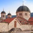 Saint Nicholas old Orthodox church, Kotor, Montenegro — Stock Photo