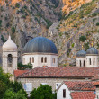 St Nicholas old Orthodox church, Kotor, Montenegro — Stock Photo
