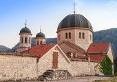Saint Nicholas old Orthodox church, Kotor, Montenegro — Stock Photo