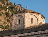 Dome of old Orthodox church in Kotor, Montenegro — Стоковое фото