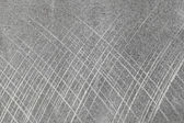 Gray granite plate with round scratches pattern — ストック写真