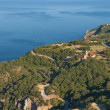 Stock Photo: Rezevici village landscape, Montenegro, Adriatic Secoast