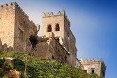 Ancient ruined fortress in Medina of Tangier, Morocco — Stock Photo