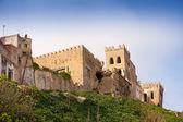 Ancient fortress ruins in Medina of Tangier, Morocco — Stock Photo