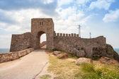 The medieval fortress of Kaliakra, Bulgarian Black Sea Coast — ストック写真