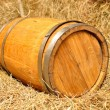Wooden barrel — Stock Photo #14734751