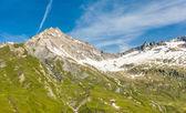 高山景观 — 图库照片