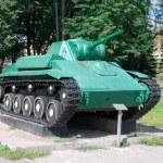 Soviet tank T-70M — Stock Photo #14920525