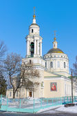 Cathedral of the Archangel Michael. Russia. City Orel. — Stock Photo