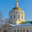 Stock Photo: Russia. Cathedral of Archangel Michael in Orel.
