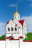 Church in the village Pleshcheyevo. Russia. Orel region. — Foto de Stock