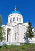 Russia, Orel region. Church of St. Nicholas. — Foto de Stock