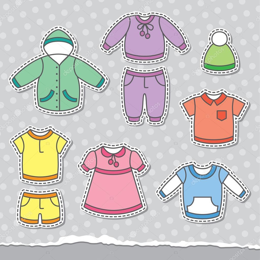 Kids Fashion Show Cartoon