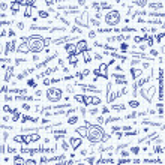 Hand drawn pattern — Stock Vector