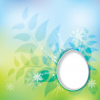 easter background — Stock Vector #21729805