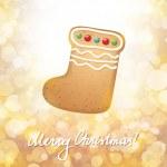 Christmas card — Stock Vector #33650757