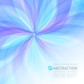 Floral abstract — Stock Vector