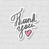Tack — Stockvektor