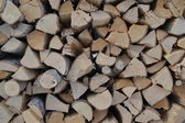 Wood, fire — Stock Photo
