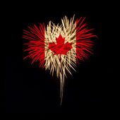 Canada day. Welcome to Canada — Stock Photo