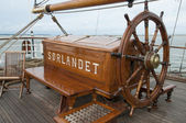 Wheel Of The Sorlandet — Stock Photo