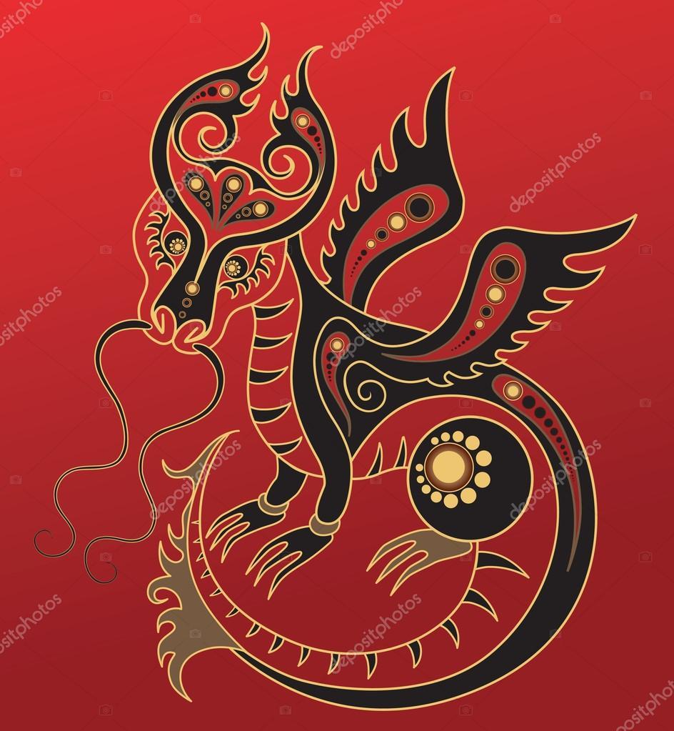 По китайскому календарю когда год дракона