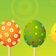 Royalty-Free Stock Vector Image: Easter Header