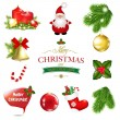 Christmas Set — Stock Vector #39922561