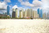 Dubai Town scape — Stock Photo