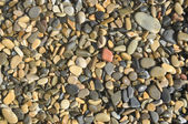 Stones of different color — Stock Photo