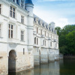 Castle of  chenonceau - Foto Stock