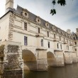 Castle of  chenonceau — 图库照片