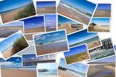 Seascapes in France — Stock Photo