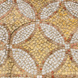 Royalty-Free Stock Photo: Old mosaic as background