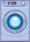 Washing machine — Stock Vector