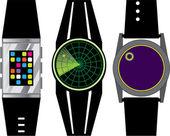 Wrist Device — Stock Vector