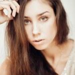Sensual brunette — Stock Photo #37654771