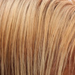 Stock Photo: Chestnut horse mane close up
