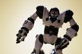 Spaventoso robot. — Foto Stock