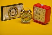 Clock, time, design — Stok fotoğraf