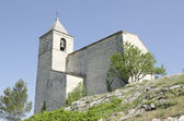 Old church in France — Stock Photo