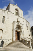 Grasse cathedral — Stock Photo