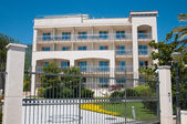 Montenegro prachtige resort — Stockfoto