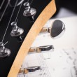 Electric guitar — Stock Photo #12084965