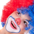 Little clown boy - portrait — Stock Photo #13072569
